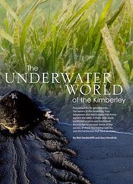 The underwater world of the Kimberley