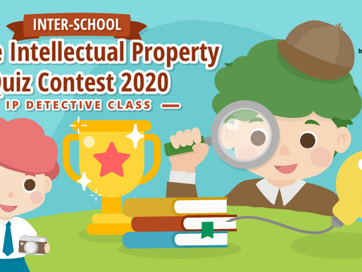 Inter-School Online Intellectual Property Quiz Contest 2020