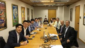 COA, South Korea has signed an MOU to become HK-IWL's latest member