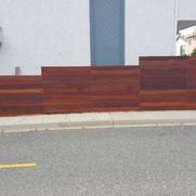 Kayu fence