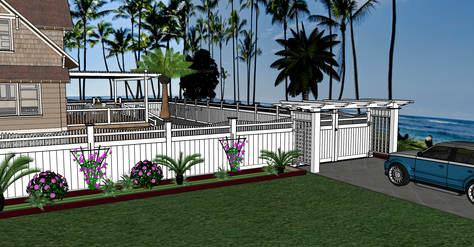 Torrance Fence Company - Landscape Design