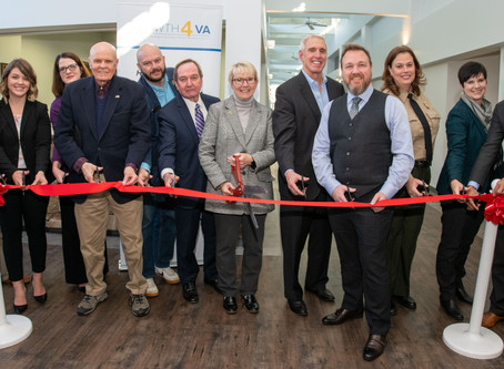Oxbow Center for Technology and Innovation Celebrates Grand Opening
