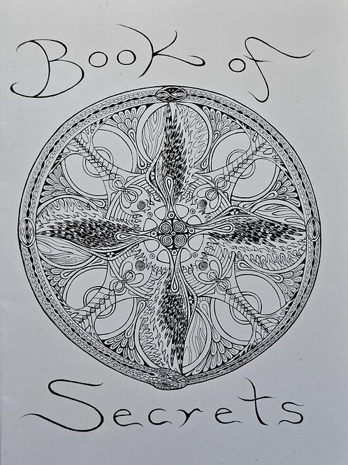 Book of Secrets (Coloring Book)