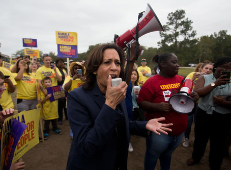 Harris' historic spot on presidential ticket energizes Black women, could impact SC voters