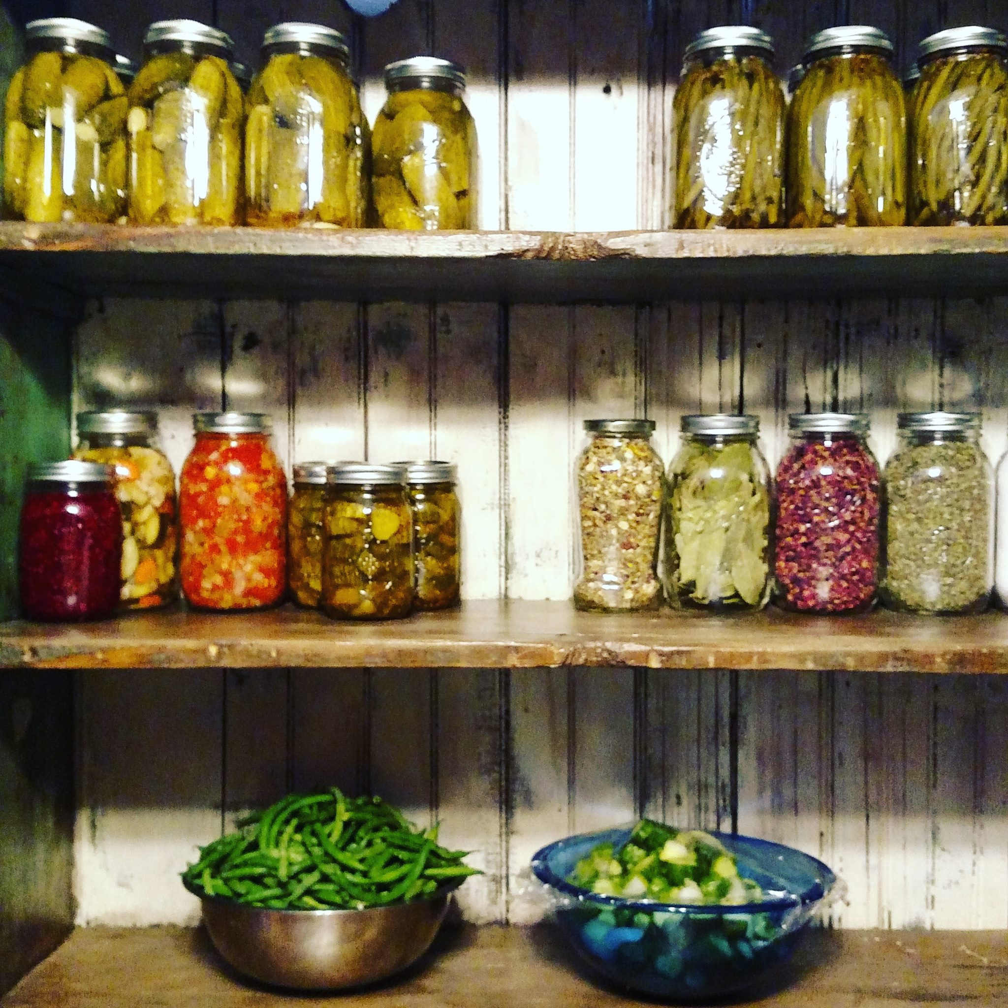 Canning Herbs