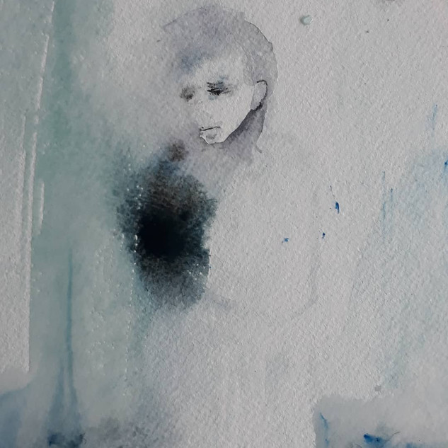 Watercolor 24x30cm,for sale