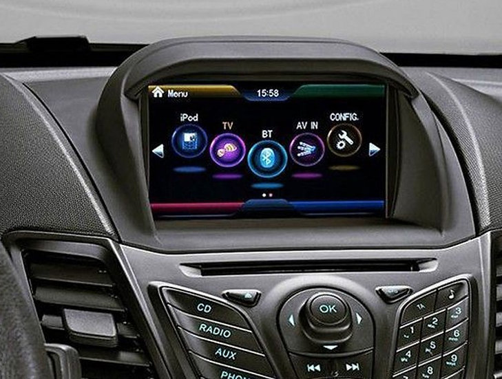 Ford Ecosport Multimedia and Navigation (Models up to 2017)