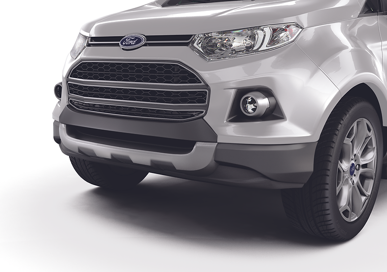 Front Over Bumper - Ford Ecosport