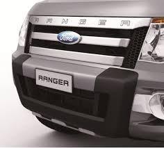 Front Over Bumper - Ford Ranger