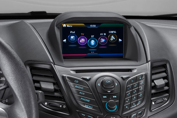 Multimedia Player - Ford Fiesta