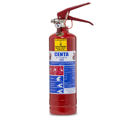 Fire Extinguisher 2.5kg +Bracket