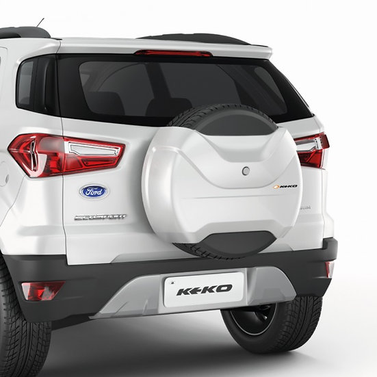 Spare Wheel Cover - Ford Ecosport