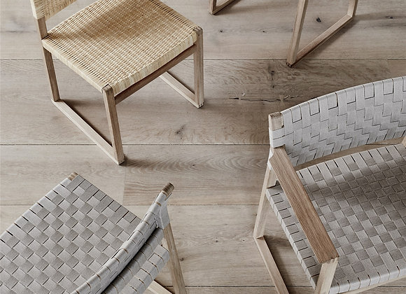 BM62 Chair Linen Webbing