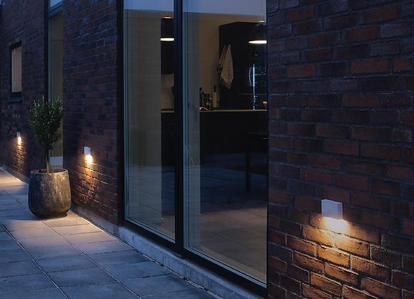 Flatbox Udendørs Væglampe