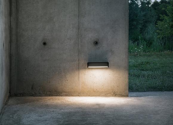 Slat One Udendørs Væglampe/Loftlampe