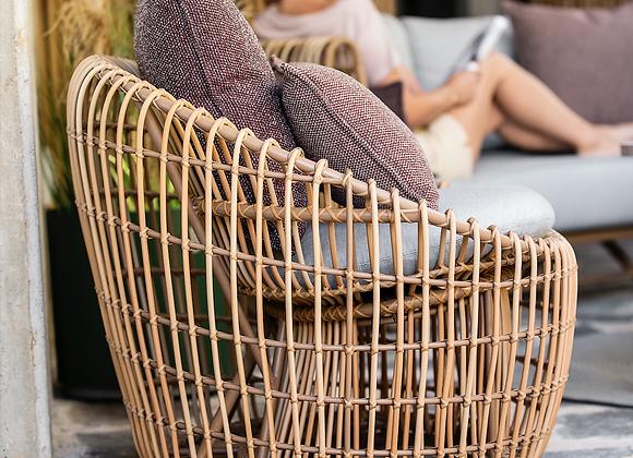 Nest round stol