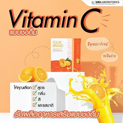 Drinking Vitamin C