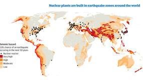 放射能汚染とがんの関係