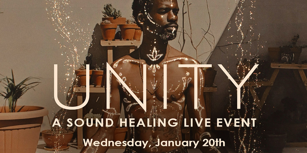 UNITY: A Live Sound Healing Event with Srikala and Disclosure Fest