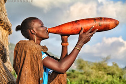 Karamoja culture and lifestyle photos by