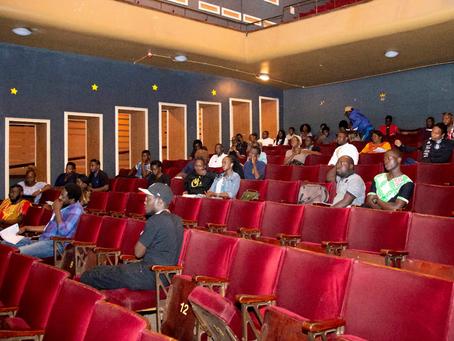 The Kuonyesha Art Fund conversation in Kampala