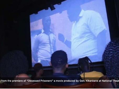 Pearlwood Awards: GLISS, MTN, Others Partner to Promote Uganda's Movie Industry