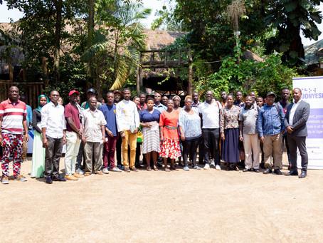 Kuonyesha Art Fund Launched in Kampala