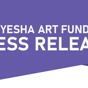 KUONYESHA ART FUND 2021PRESS RELEASE