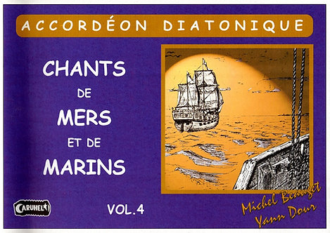 Chants de mers et de marins vol.4