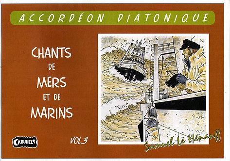 Chants de mers et de marins vol.3