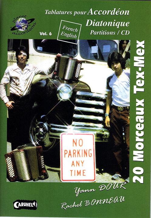 20 Morceaux Tex-Mex