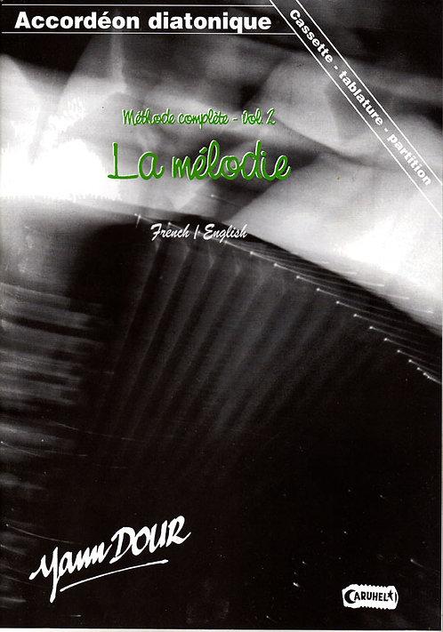 "Méthode vol.2 ""La mélodie"""