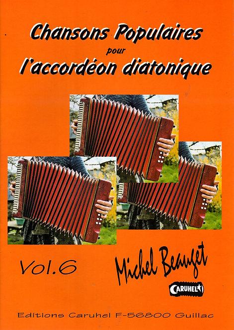 Chansons populaires vol.6