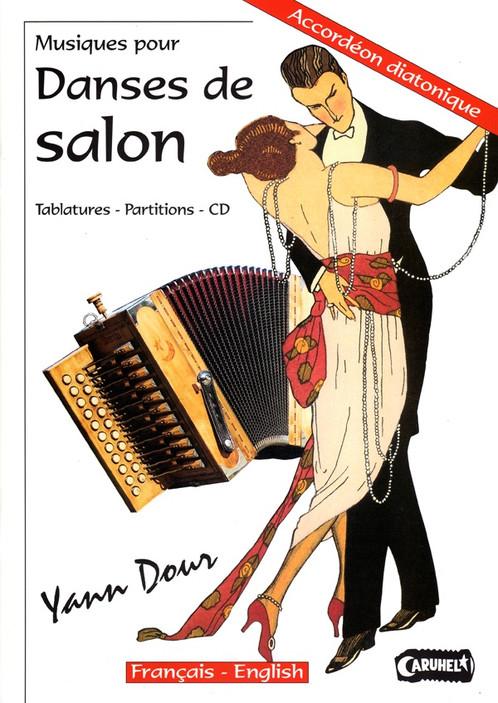 musique pour la danse de salon editions caruhel yann dour