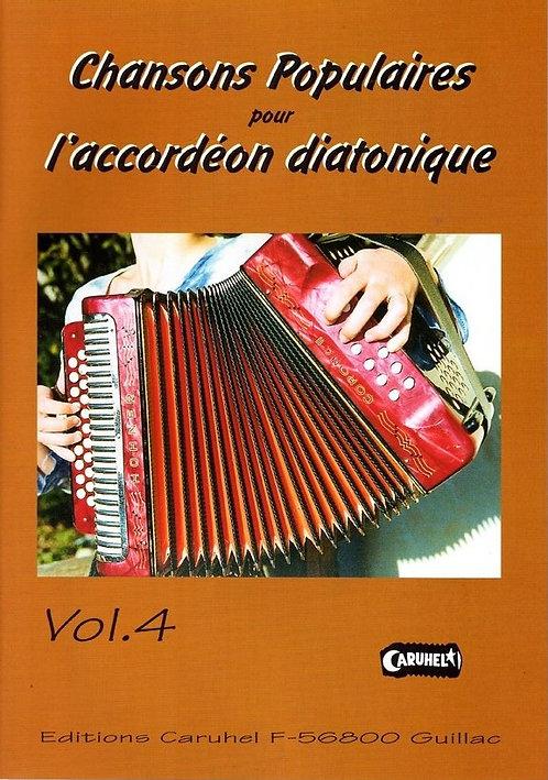 Chansons populaires vol.4