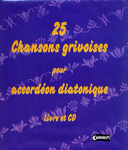 25 chansons grivoises