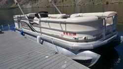 22' Pontoon Boat Suntracker / Rate: $500