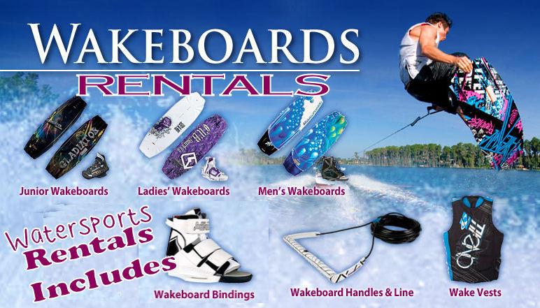 WaterSports Rentals