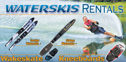Water Ski Rentals