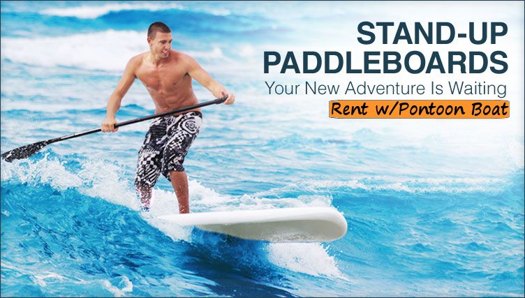 Stand-Up Paddleboards Rentals