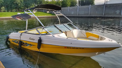 21ft Rinker Rx1 *Large Boat / Rate: $450