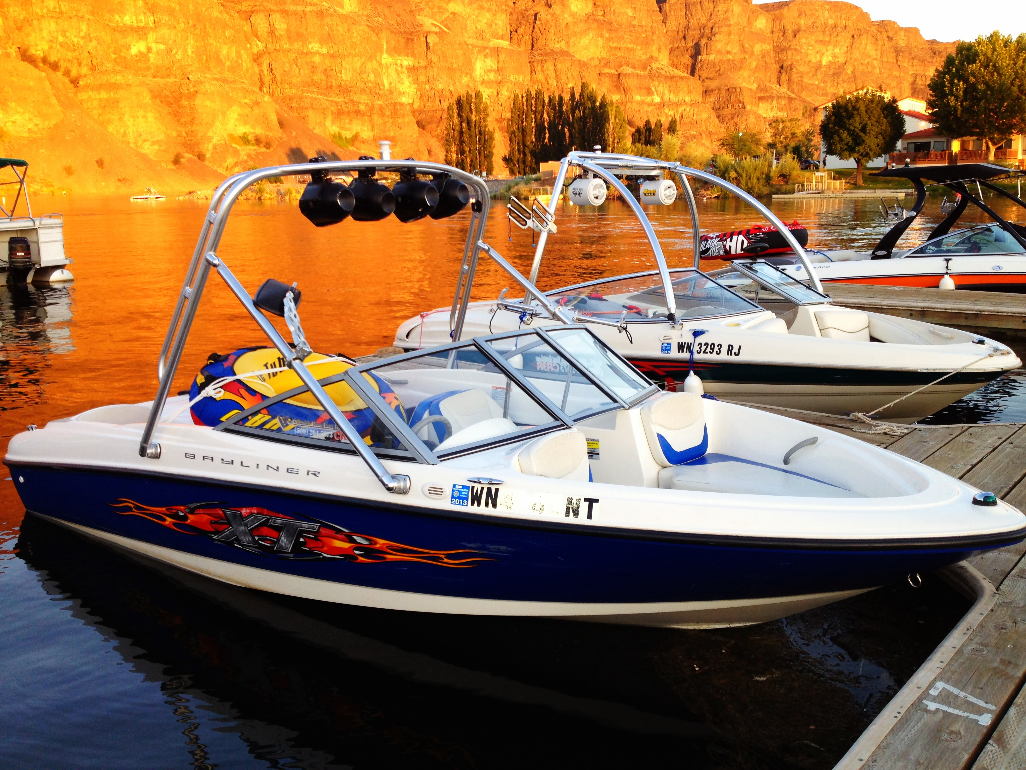 Bayliner 175 / Rate: $350