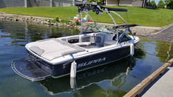 Supra 21v Luxury Wake Boat