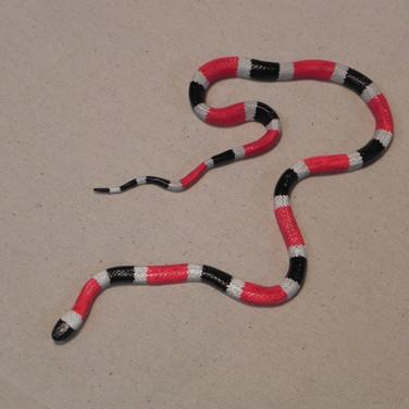 """Sonoran Coral Snake - 23"""" Replica"""