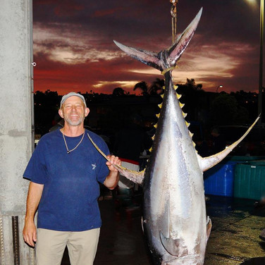 Awesome Yellowfin