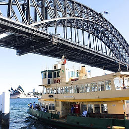 Sydney Harbour 💙🇦🇺_This was taken thi