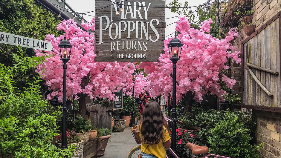 Mary Poppins Returns @ The Grounds