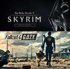 Bundle Skyrim Special Edition + Fallout 4 G.O.T.Y - Xbox One