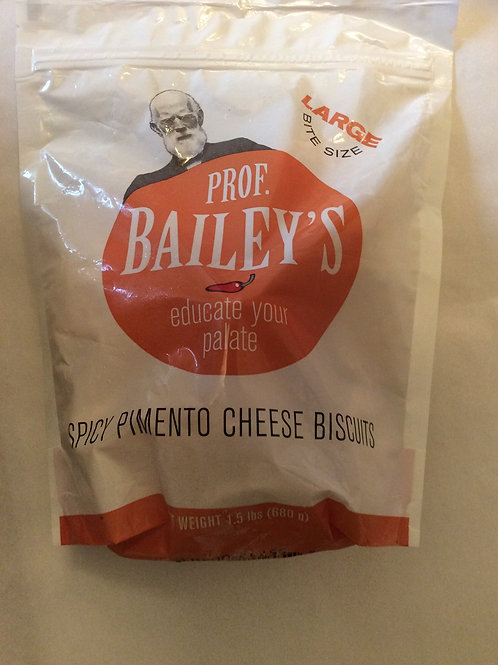 Prof. Bailey's Large Pimento Cheese Biscuits