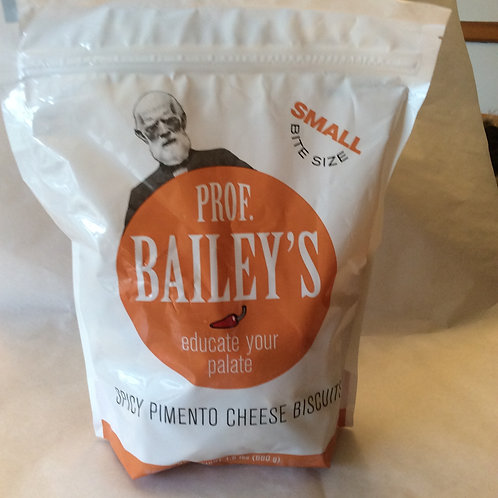 Prof. Bailey's Small Pimento Cheese Biscuits